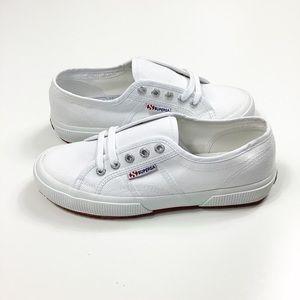 SUPERGA | NWT White COTU Classic Sneaker Size 7
